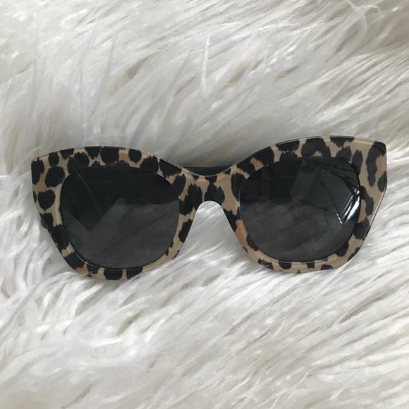 e6807229f1 kate spade Accessories - Kate Spade Jalena leopard sunglasses